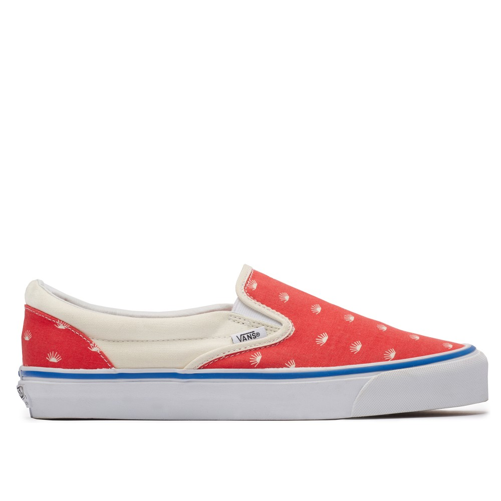 Gosha Rubchinskiy x Vans Vault Style 36 and Slip On LX SS15