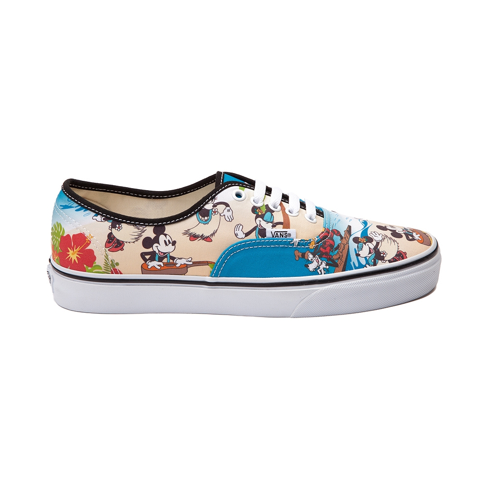 Disney x Vans Authentic Aloha Mickey Journey's Exclusive
