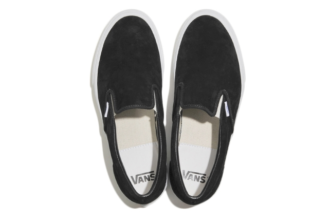 "BILLY'S x Vans JP Slip On ""Wolverine Suede"""