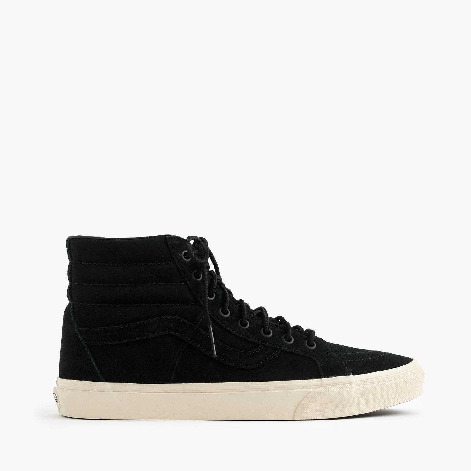 J. Crew for Vans Tonal Sk8 Hi Suede Pack — strictly waffles. 95f5b66c5b93