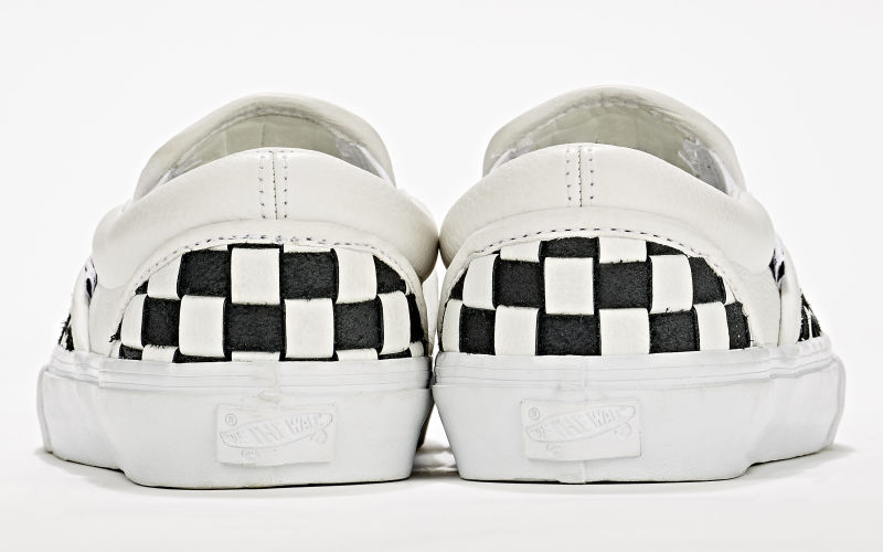 "Barneys New York x Vans Slip On ""Sole Series"""