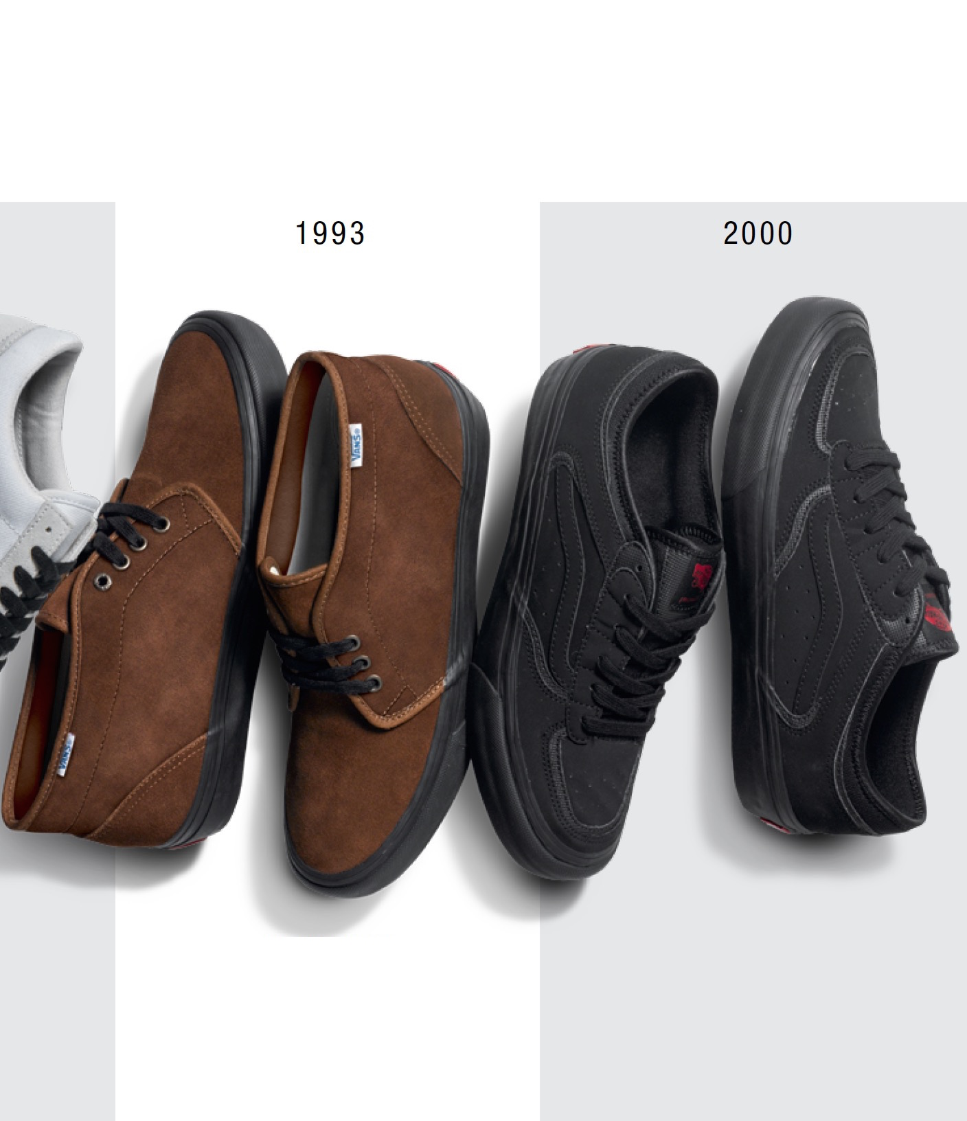 1a661089d0 Vans 50th Anniversary Pro Classics Collection — strictly waffles.