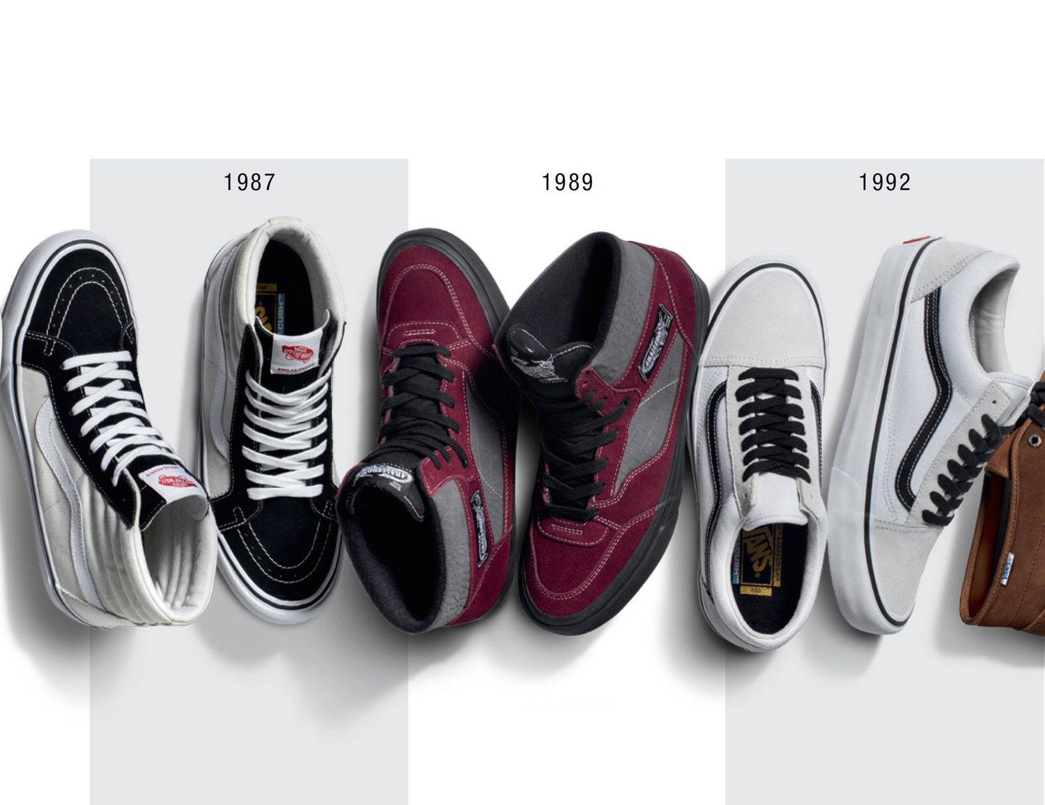 fe180fed47b9e1 Vans 50th Anniversary Pro Classics Collection — strictly waffles.