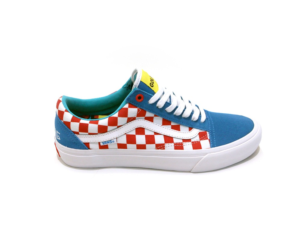 Golf Wang x Vans Pro Classics Old Skool