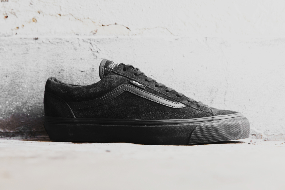 WTAPS x Vans Vault Collection Style 36 OG LX