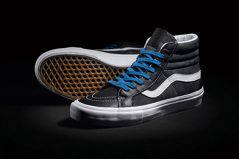 Andy Kessler x Vans Syndicate Sk8 Hi Reissue NYC  S  — strictly waffles. 6bc2473bb