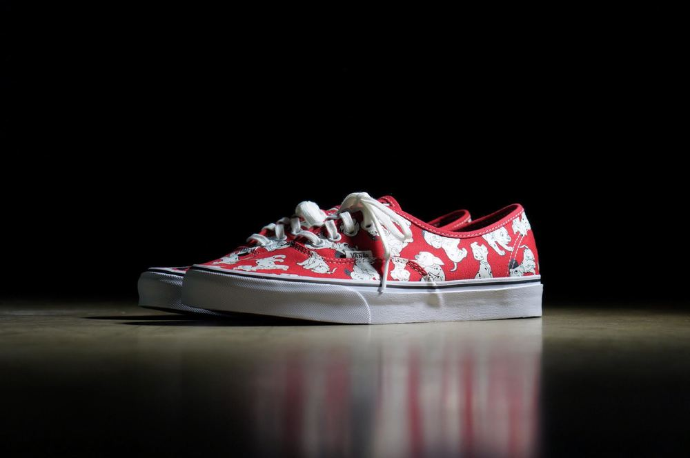 Disney x Vans Classics 101 Dalmatians and Alice in Wonderland
