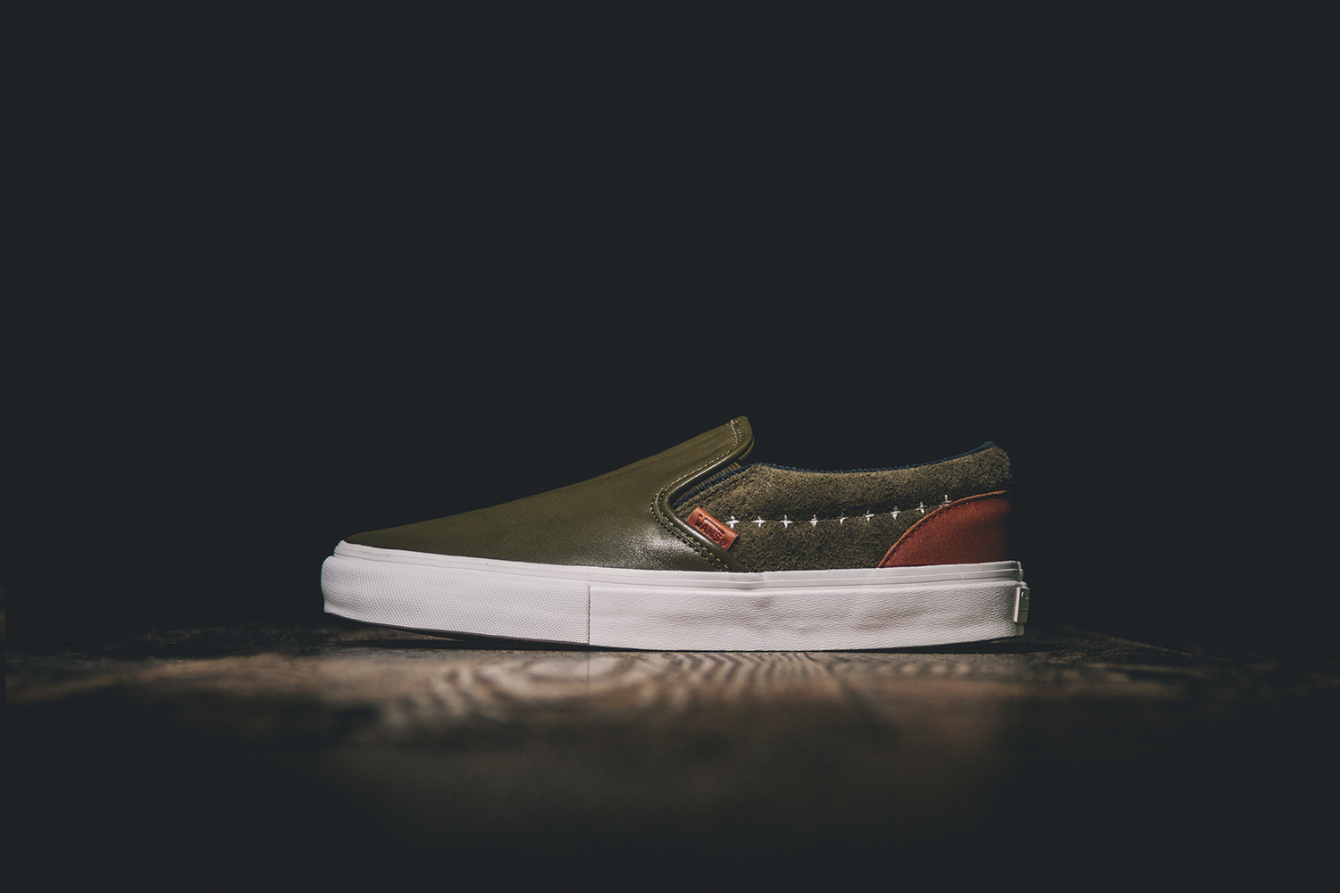 e27ca35a53 Wish x Vans Vault Sk8 Hi and Slip On LX