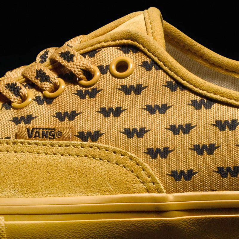 WTAPS x Vans Syndicate Authentic 'S' Reissue