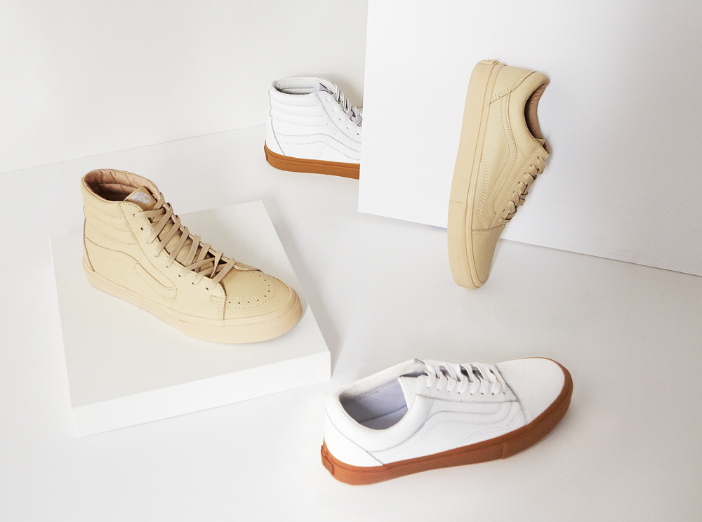 Opening Ceremony x Vans Vault Sk8 Hi and Old Skool LX