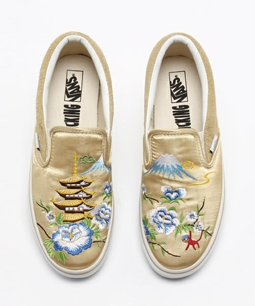 6e5372d7962fbb Rollicking x Vans Slip On JP