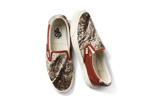 46153755978b Vans Vault OG Slip On 59 and OG Sk8 Hi LX Animal Print — strictly ...