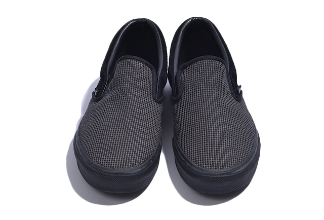 "Vans Slip On and Mtn. Edition JP ""Kevlar"" BILLY'S Exlcusive"