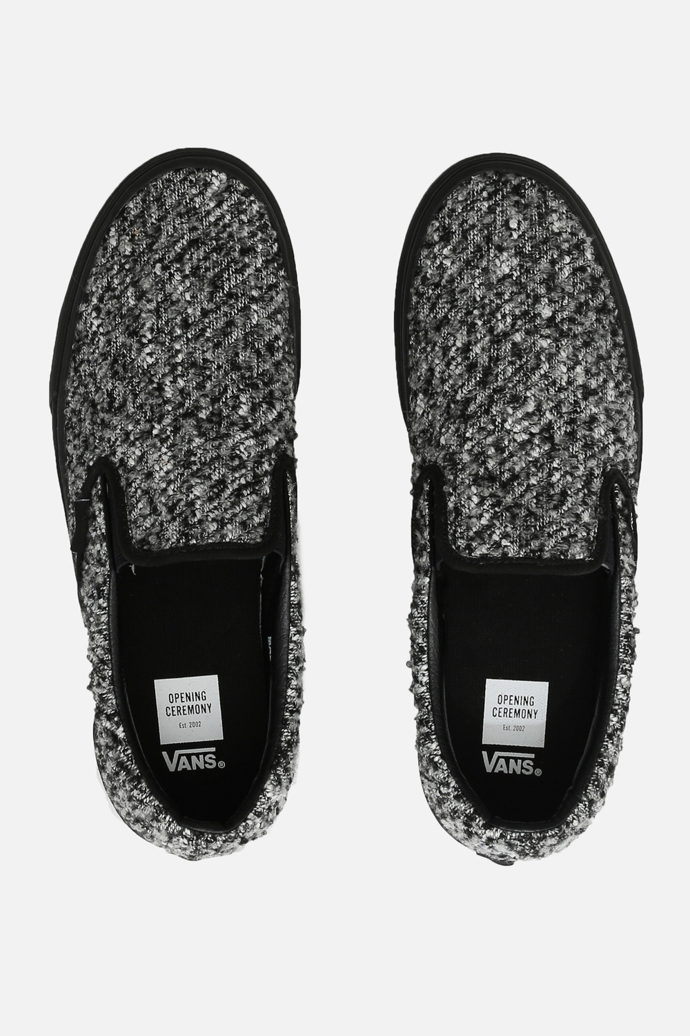 "Opening Ceremony x Vans Slip On ""Wool"" Pack"