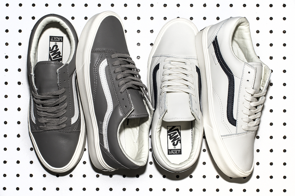 Vans Vault Lite LX Collection