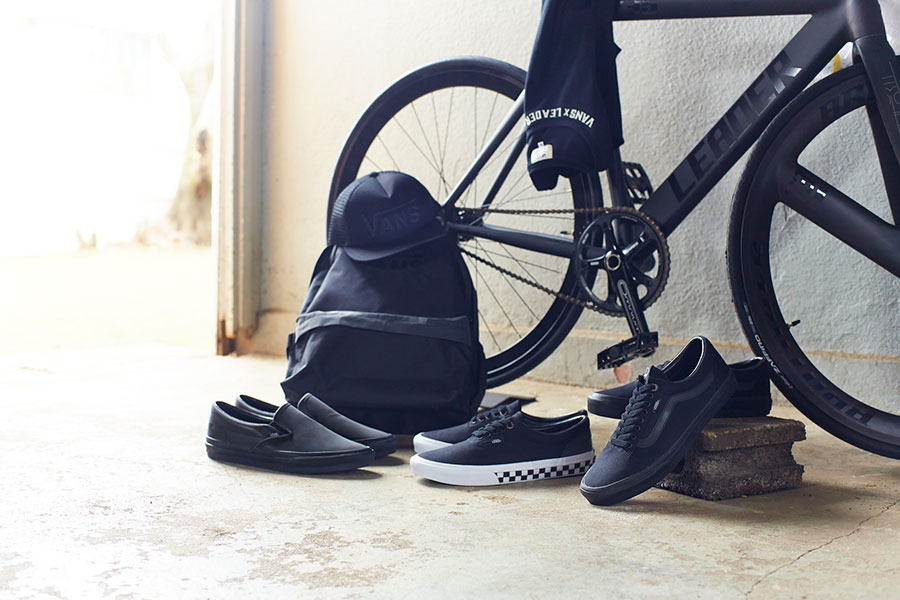 "Leader Bikes x Vans ""Night Shift"" Collection"
