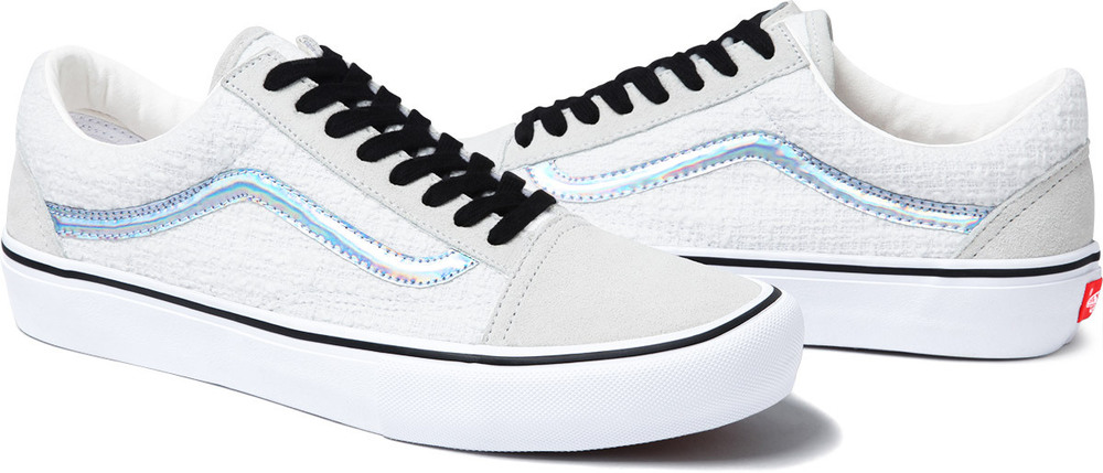 Supreme x Vans Old Skool Pro 'Iridescent'
