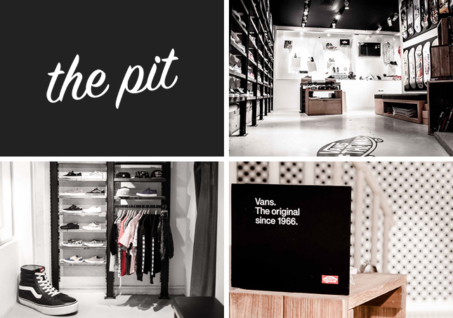The Pit by Vans x Cali