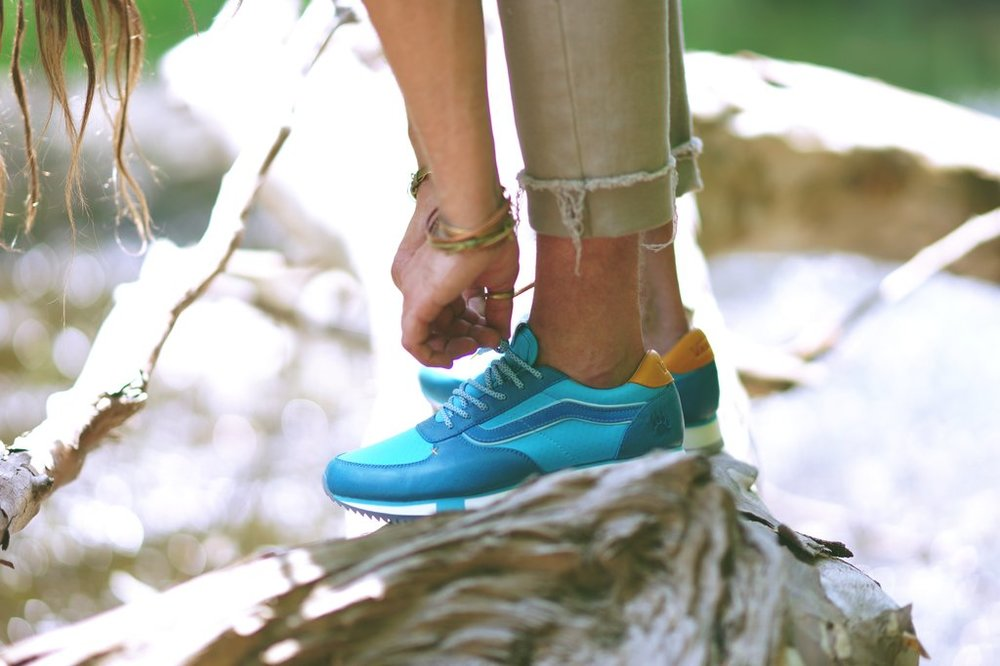 "Sole Classics x Vans Vault OG Runner LX ""The Story of Kitchi"""