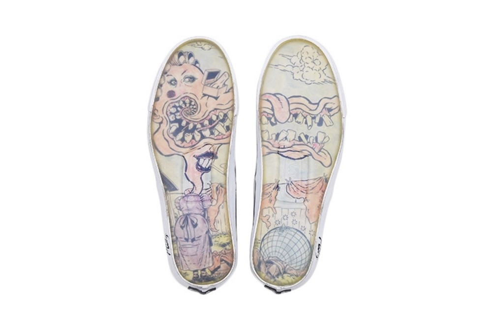 Robert Williams x Vans Vault Collection