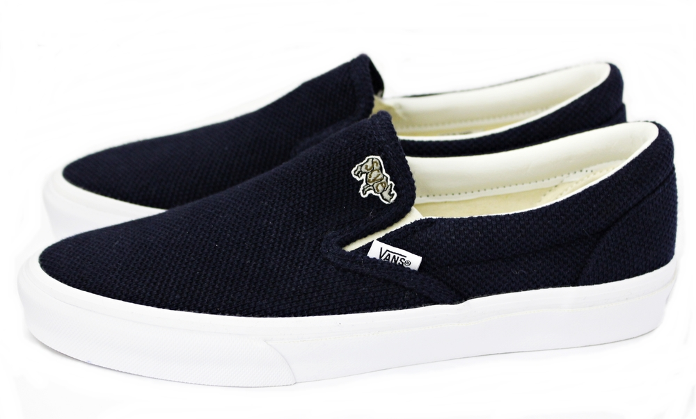 Scye Basics x Vans Slip On JP