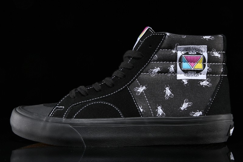 Vans 50th Anniversary Madrid Fly Pro Classic