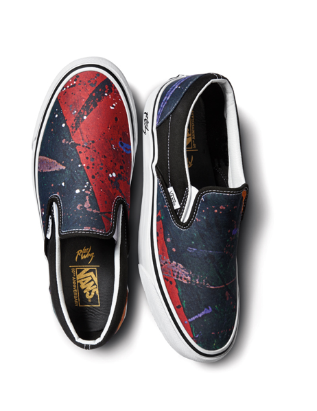 Vault by Vans Presents Limited Edition Collection by Robert Williams