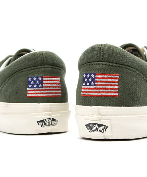 "Vans Japan Era JP Olive ""Stars and Stripes"""