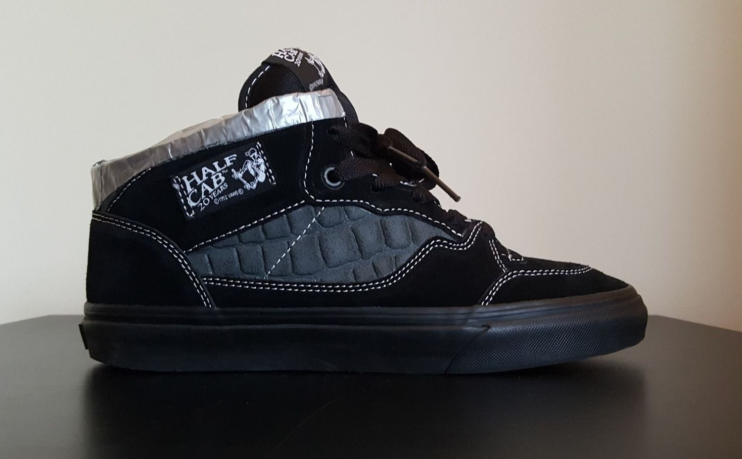 a82fdff69e Very Rare Pair of 20th Anniversary Half Cab on eBay — strictly waffles.