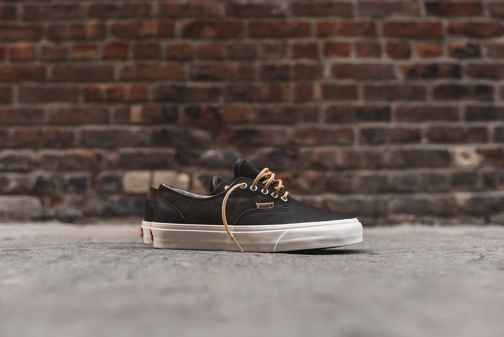 Vans Era Decon DX Brown Leather & Suede