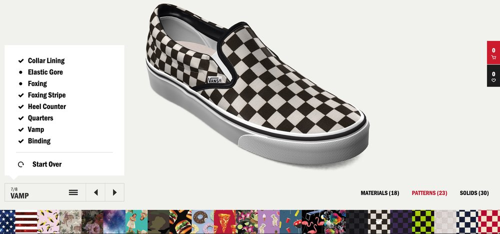 Vans Unveils All New Custom Materials and Models