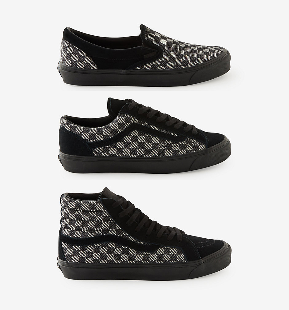 Vault by Vans x Steven Alan Nihon Menpu Collection