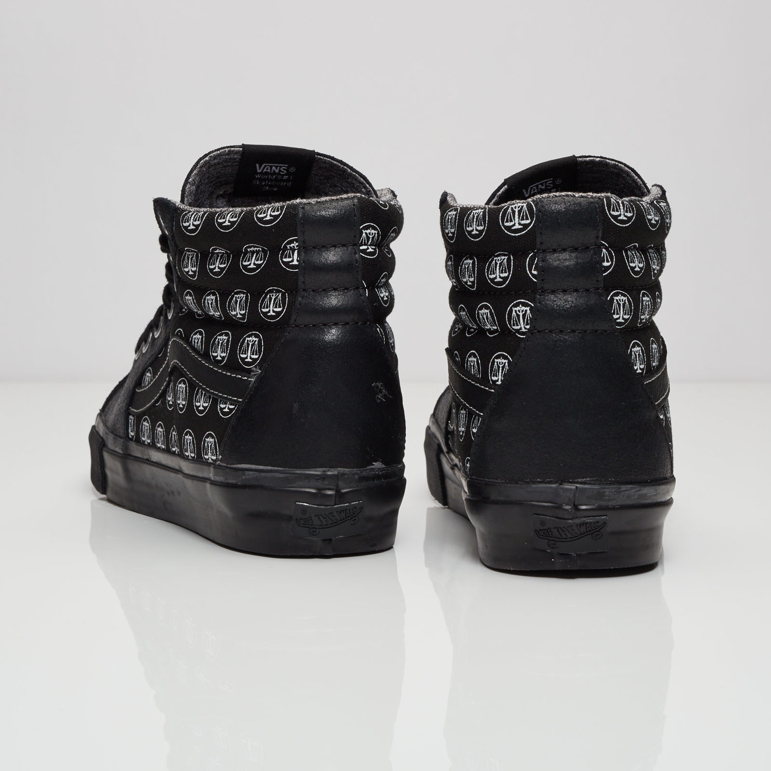 1e796390b8 Vault by Vans x Highs   Lows Old Skool Zip and Sk8 Hi LX — strictly ...