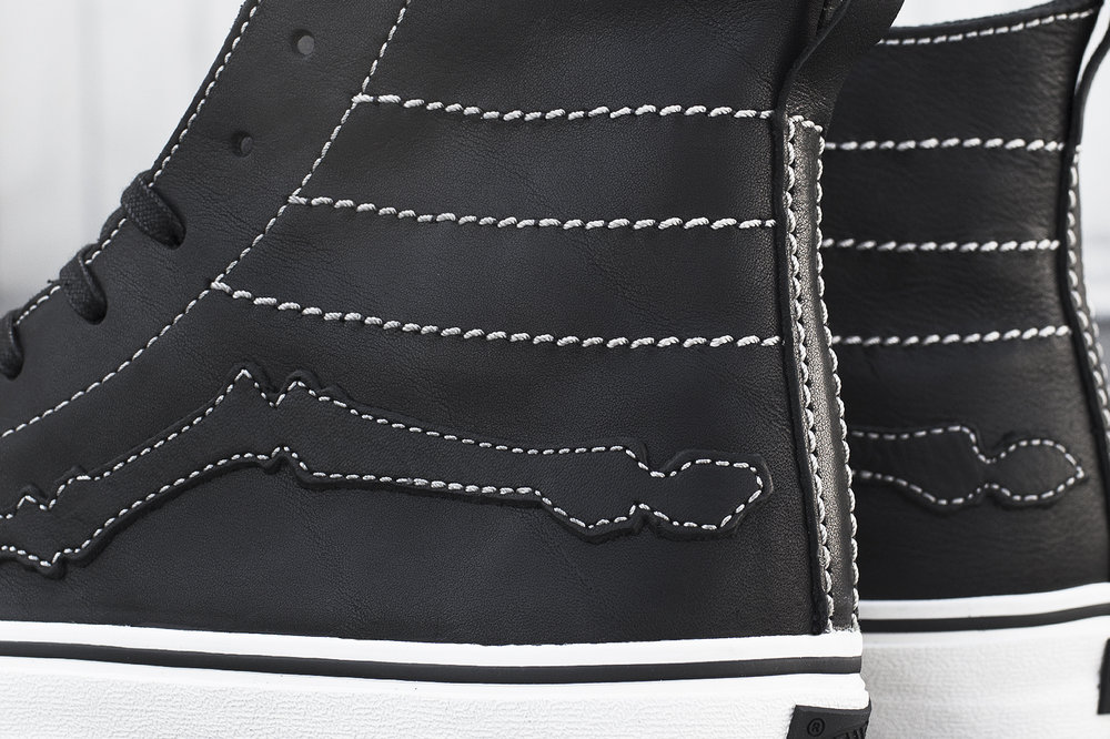Vault by Vans x Blends Sk8 Hi Decon LX