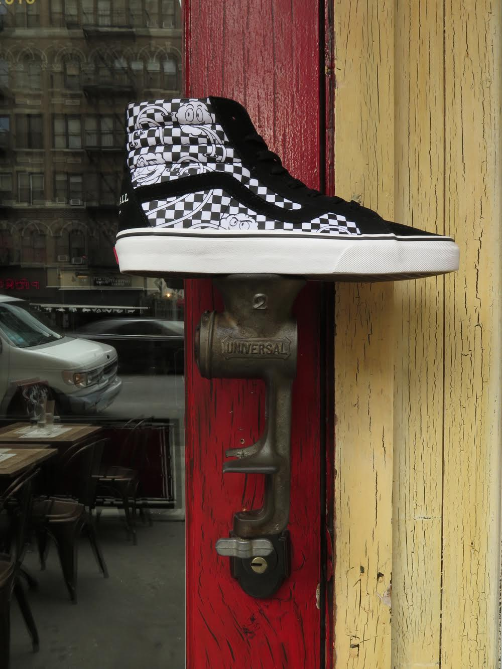 Vans x The Meatball Shop Sk8 Hi