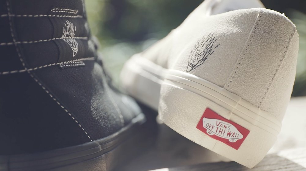 Vans x Slam City Native Pro and Lampin Pro