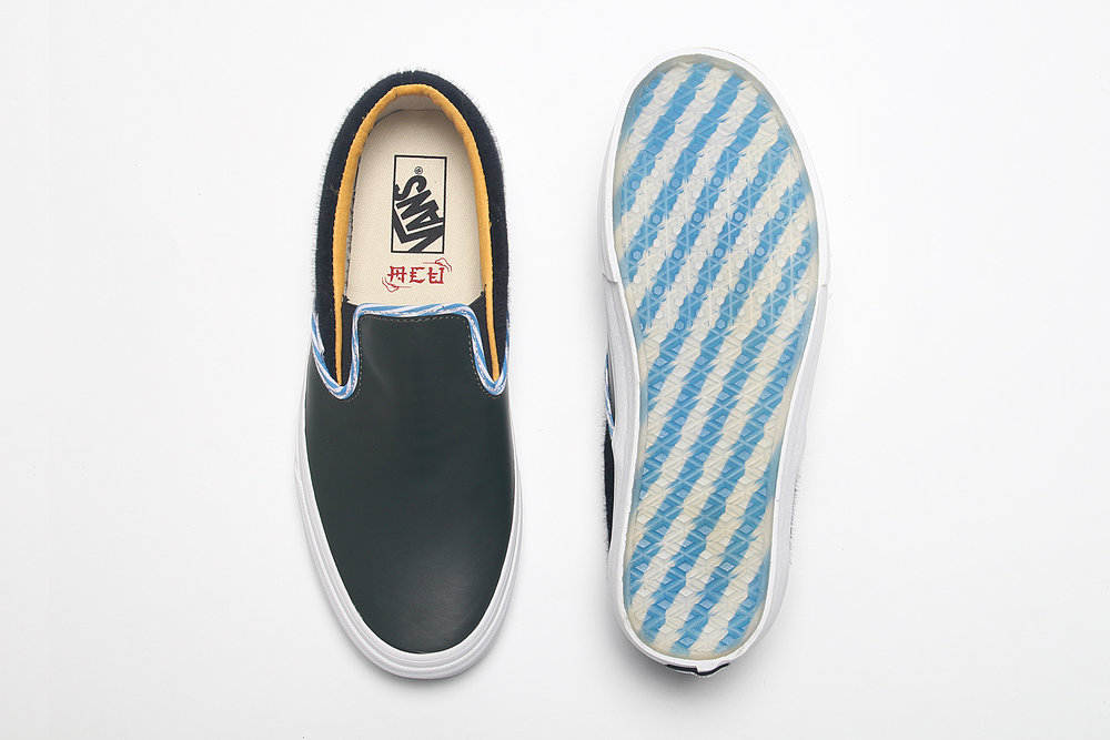 "Vans x ACU Slip On ""大闸蟹"" (Hairy Crab)"