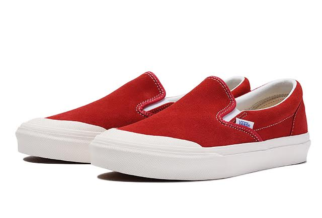 Vans Japan x BILLY's Slip On Half Moon