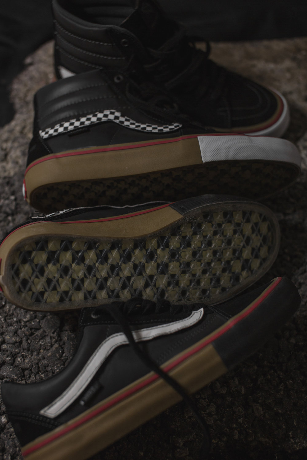 "Vans x Showroom ""21:30"" Old Skool Pro and Sk8 Hi Pro Collection"