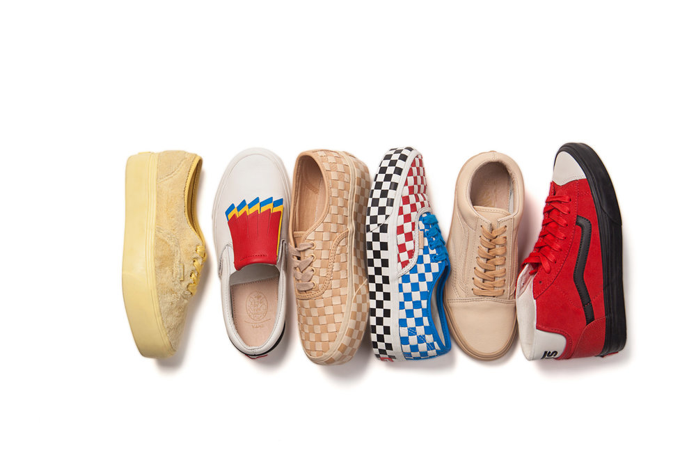"Vans x Kim Kiroic ""Year of the Rooster"" Collection"