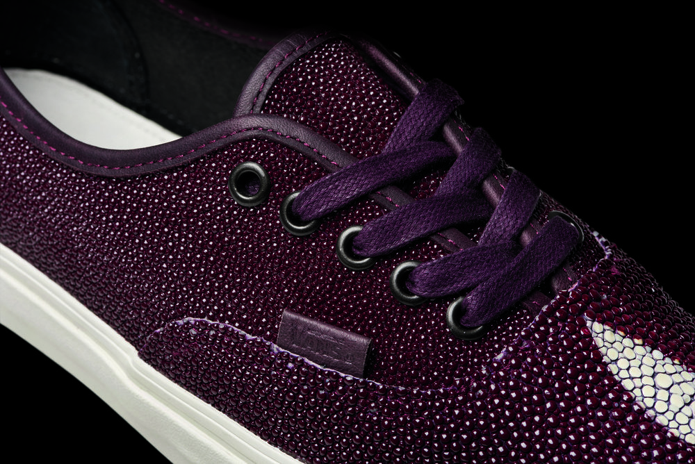 Vault by Vans Authentic LX Stingray Collection