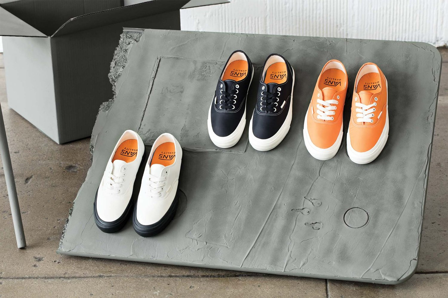9aeaf3cd8a Vault by Vans x OUR LEGACY — strictly waffles.