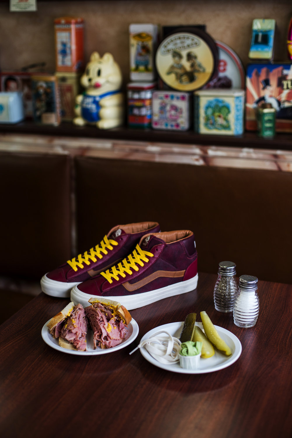Vault by Vans x Off the Hook Mid Skool '77 LX Deli Edition