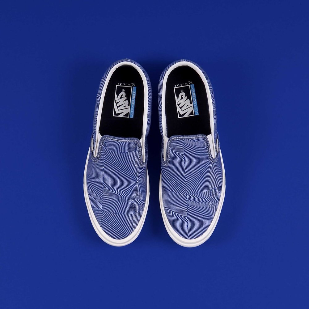 Vans Pro Skate ArcAd x Quasi Skateboards Gilbert Crockett Pro 2 ArcAd and Slip On Lite