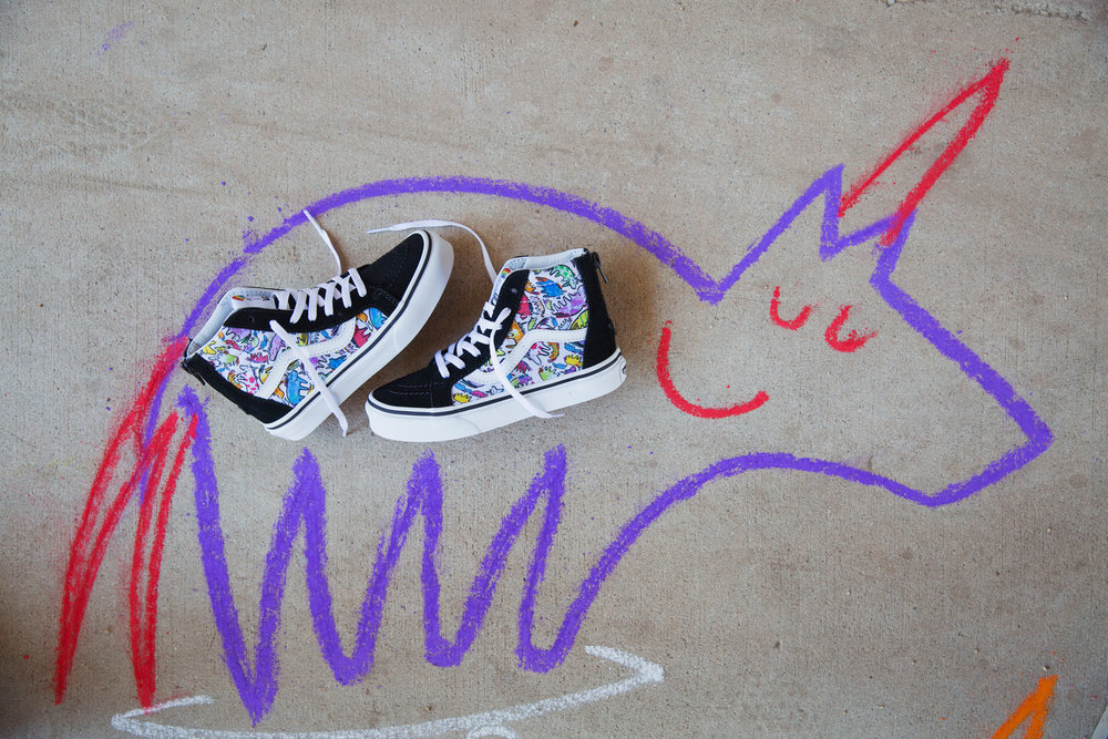 Vans x Dallas Clayton