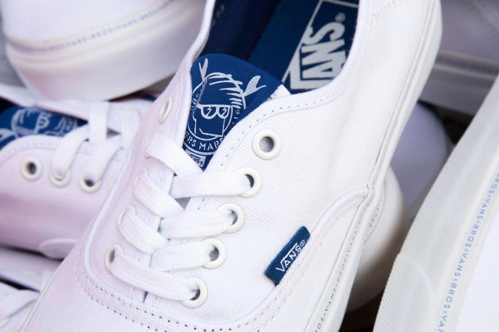 Vans Surf x Brothers Marshall Capsule Collection