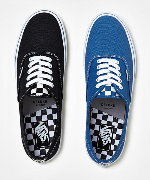 Vans Japan x Deluxe Collection for Spring 2017