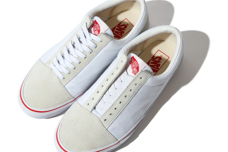 "Vans Japan x Sasquatchfabrix x BEAMS Old Skool JP ""Ivy Sk8"""