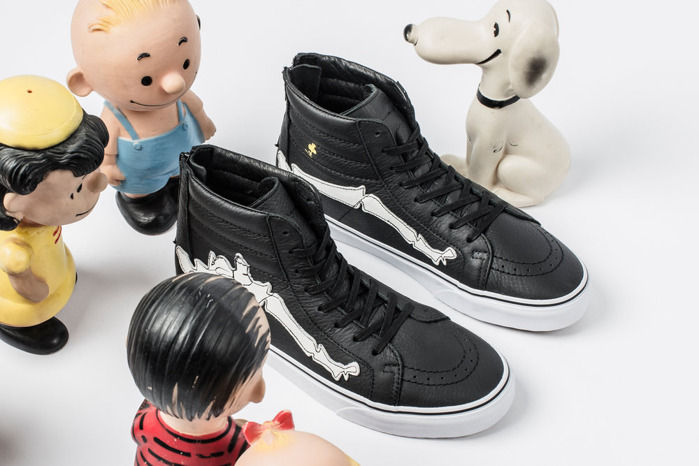 Vault by Vans x BLENDS x Peanuts Sk8 Hi Reissue Zip LX