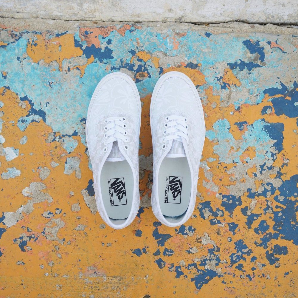 "Vault by Vans ""Jungle Jacquard"" Collection"